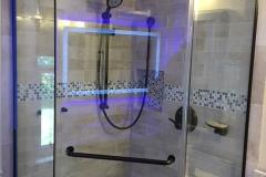 Neo Angle Shower Enclosure 2